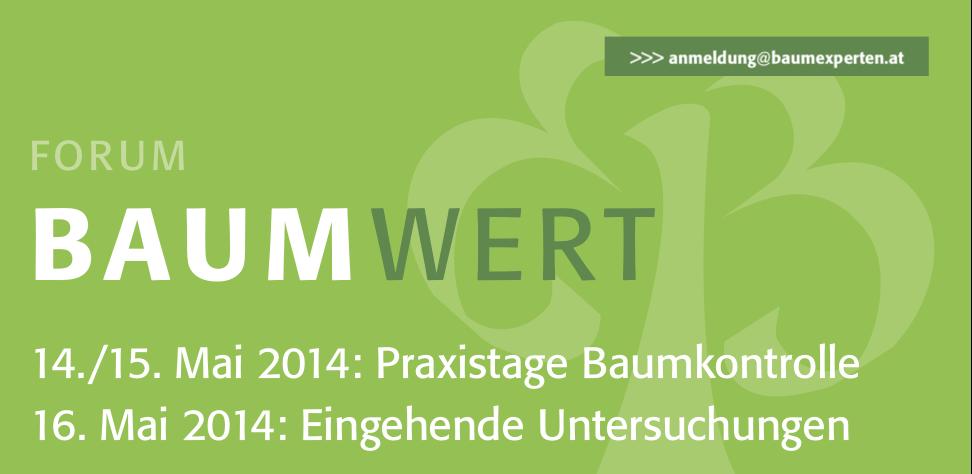 Linzer Baumforum Mai 2014