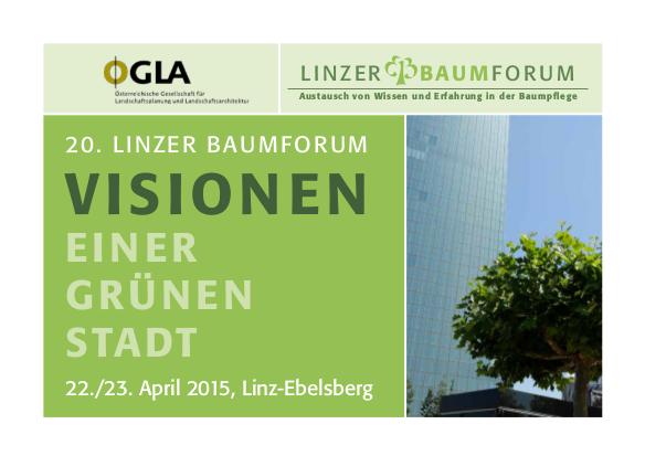 Visionen einer grünen Stadt